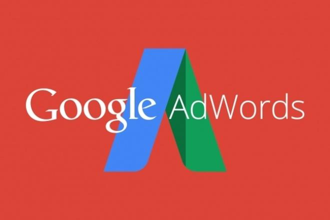 Профессиональная настройка Google Adwords 1 - kwork.ru