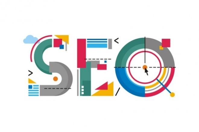 SEO-оптимизация 5 страниц сайта под ключ 1 - kwork.ru