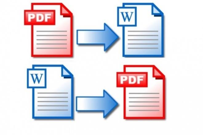 Распознаю и исправлю текстНабор текста<br>Распознаю, извлеку текст из любого PDF-документа, книги, а также из JPG (GIF, PNG) и преобразую в документ word ( doc, docx). Язык документа: русский.<br>