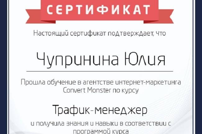Аудит и корректировка рекламных кампаний в Яндекс Директ 1 - kwork.ru