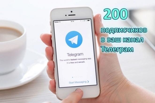 200 подписчиков в TelegramПродвижение в социальных сетях<br>? Добавлю 200 Подписчиков на канал Telegram Все подписчики живые люди из стран СНГ Могу добавить конкретно из России 10-20% из них будут вашей активной аудиторией При подписке будут просмотры на последние посты/пост. Может быть небольшой процент отписки не больше 3%, но чтобы это компенсировать, делаю с запасом. Особенно полезны такие подписчики на старте канала. Работа делается от 1 до 3 дней<br>