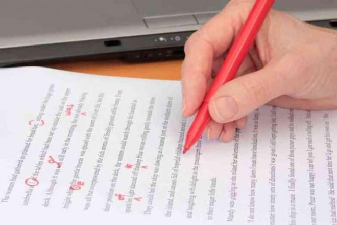 Исправлю ошибки в ваших текстахРедактирование и корректура<br>Быстро и качественно отредактирую ваши тексты в Word. Исправлю все орфографические, пунктуационные ошибки.<br>