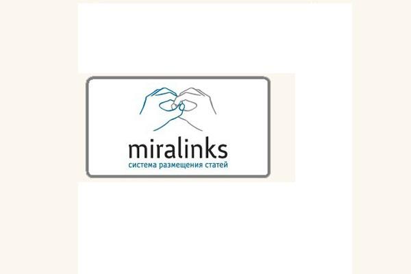 напишу статьи для Miralinks. Пройду модерацию в системе 1 - kwork.ru