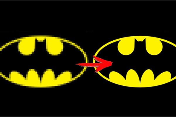 Отрисовка логотипа в вектореОтрисовка в векторе<br>Чётко отрисую ваш нечёткий растровый логотип в векторе.) При необходимости подготовлю логотип или рисунок под офсетную печать или резку на плоттере.<br>