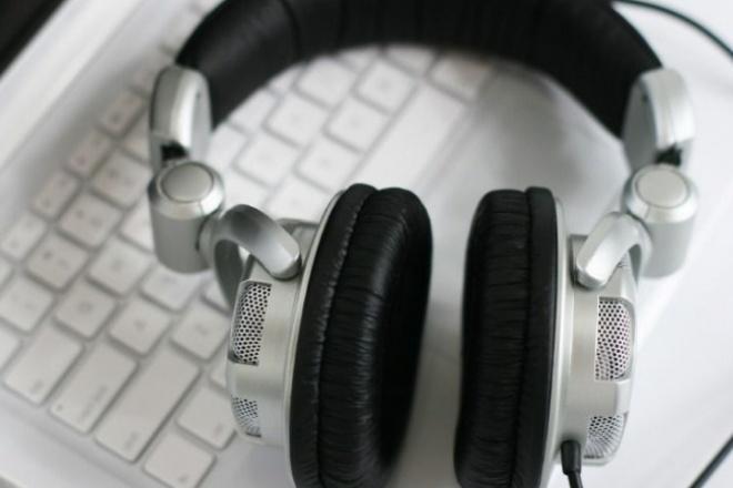Перевод аудио/видеозаписи в текст (транскрибация) 1 - kwork.ru