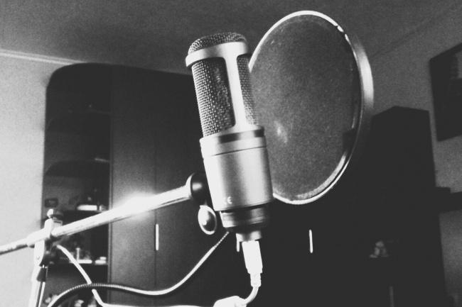 Озвучу любой ваш материал до 10 минут длительностьюАудиозапись и озвучка<br>Если у вас есть материал, который нужно озвучить смело обращайтесь. Я занимаюсь озвучанием более 6 лет. Располагаю студией звукозаписи и гарантирую качественные услуги в короткие сроки. Обработку звука (шумы, эквализация, компрессия и т.д.) поручите мне. От вас нужен только текст и/или видеоматериал, который требуется озвучить.<br>