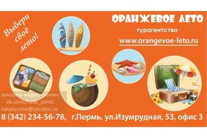 Рекламный ролик для туристического агентства 1 - kwork.ru