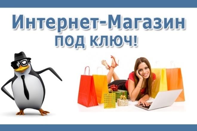 Поделюсь платным курсом по созданию интернет-магазина на InSales 1 - kwork.ru