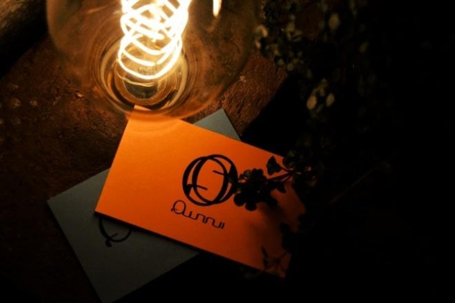 сделаю логотип и визитки 1 - kwork.ru