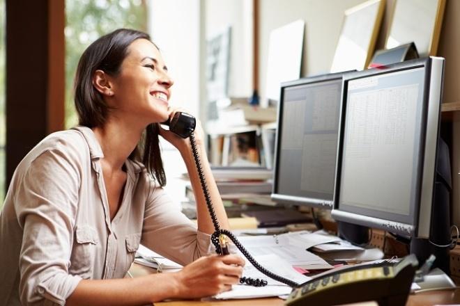 Выясню нужную Вам информацию на китайском или английском языке по телефонуПерсональный помощник<br>Я выясню нужную Вам информацию на китайском или английском языке по телефону (одно обращение). Свободное владение китайским и английским языками. Опыт работы в Китае 10 лет - региональным представителем и менеджером по международным связям. Большой опыт ведения переговоров. Обращайтесь - с удовольствием Вам помогу!<br>