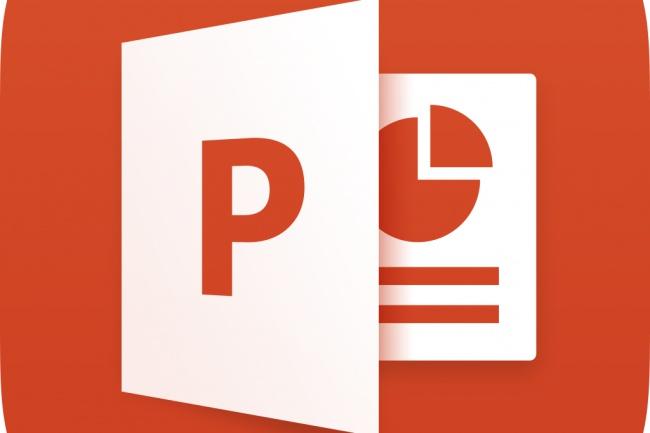 Сделаю презентациюПрезентации и инфографика<br>Оформлю презентацию в PowerPoint из вашего текста. При необходимости могу дополнить изображениями из интернета.<br>