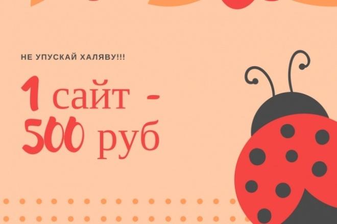 Блог под ключ + обучение по наполнению 1 - kwork.ru