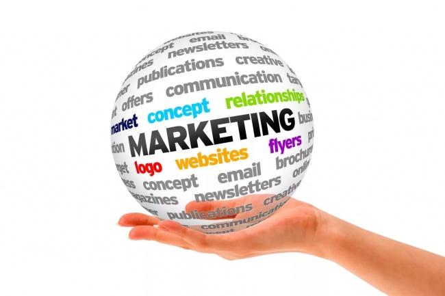 Консультация по маркетингуОбучение и консалтинг<br>Что вы получите Организую маркетинговую разведку. Проведу комплекс мер, которые направлены на поиск достоверной информации о субъекте или объекте, который интересует клиента. Информация будет браться из открытых источников. Отчет по каждому клиенту предоставлю в текстовом документе.<br>
