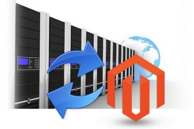 Качественно перенесу сайт на CMS MagentoДомены и хостинги<br>Качественно перенесу сайт на CMS Magento со старого хостинга на новый хостинг, со старого домена на новый домен, восстановлю сайт из бекапа. В рамках переноса могу выполнить следующие виды работ: Перенос со старого домена на новый домен. С localhost или резервной копии на хостинг. С хостинга на другой хостинг или в рамках одного хостинга или на vps / vds / выделенный сервер. ! ! ! ! ! ! ! ! ! ! ! Минимальными техническими требованиями для установки и запуска Magento 2 является: ! ! ! ! ! ! ! ! ! ! ! Web servers Apache 2. 2 or 2. 4 In addition, the apache mod_rewrite module must be enabled. mod_rewrite enables the server to perform URL rewriting. For more information, see our Apache documentation. nginx 1. 8 (or latest mainline version) Database MySQL 5. 6 Magento application version 2. 1. 2 and later are compatible with MySQL 5. 7. MariaDB and Percona are compatible with Magento because we support MySQL 5. 6 APIs. PHP 5. 5. x - Not supported, 5. 6. 0–5. 6. 4 - Not supported, 5. 6. 5–5. 6. x - Supported, 7. 0. 0, 7. 0. 1 - Not supported, 7. 0. 2 - Supported, 7. 0. 3 - Not supported, 7. 0. 4 - Supported, 7. 0. 5 - Not supported, 7. 0. 6–7. 0. x - Supported 7. 1. x - Not supported.<br>