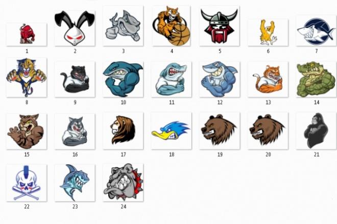 Создам логотип или шаблон 2 - kwork.ru