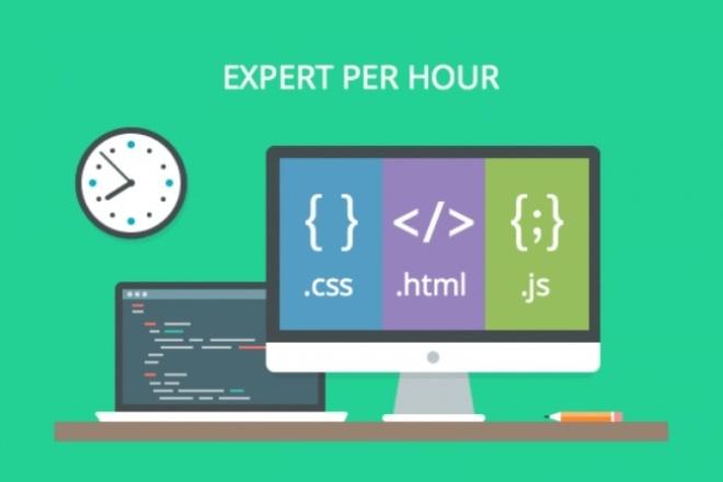 внесу любые CSS-, html-, JS- правки в визуальную сторону Вашего сайта 1 - kwork.ru