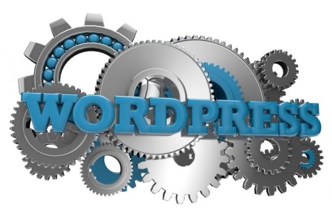 """Продам Конструктор шаблонов """"Modern"""" для WordPress 1 - kwork.ru"""