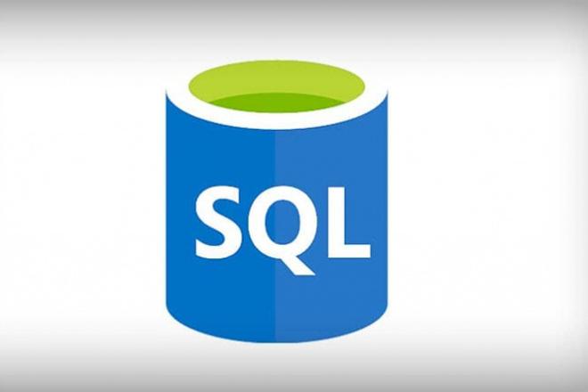 Напишу хранимые процедуры для субд MySQL, MS SQL, Oracle 1 - kwork.ru