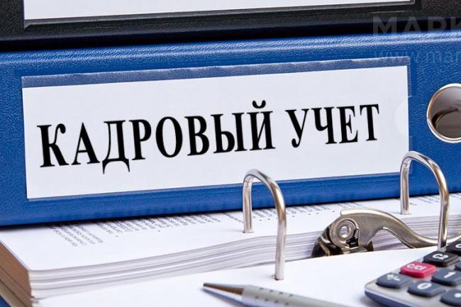 Кадровое делопроизводство, кадровый учет 1 - kwork.ru