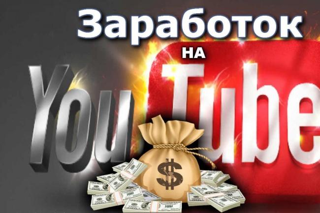 Сделаю парсинг роликов с Youtube по ключевым словам 1 - kwork.ru