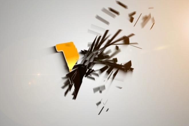 Создам прикольную анимацию логотипаИнтро и анимация логотипа<br>Быстрое и качественное создание прикольной анимации вашего логотипа, как в приведенном примере (включая саундтрек, как в приведенном примере, свободный от авторских прав). Видео-интро нужно для тех, кто выставляет свои ролики на такие сети как youtube, вконтакте. Разрешение файла - Full HD 1920х1080 пикселей (выходной формат на ваше усмотрение).<br>