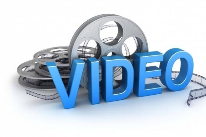 Создание поздравительного, презентационного и др. видеороликовВидеоролики<br>Создание видеороликов из фото и видео в течение 2-5 дней. Приветствуется корректировка проекта заказчиком, для достижения необходимого результата. Вы получаете готовый avi-файл с наложенной фоновой музыкой, 720p (1280x720).<br>