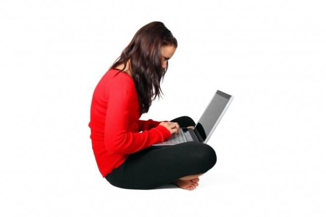 Наберу текст, переведу из аудио и видео в текстНабор текста<br>Качественно и быстро наберу текст, переведу из аудио и видео в текст, перепечатаю текст с PDF-скана, фотографий, рукописи (английский и русский). От вас потребуется только текстовой материал в формате Word, PDF, JPG, или написанный от руки разборчивым почерком, аудио, видео запись (Чёткая и разборчивая речь) Правила оформления (если таковые имеются).<br>