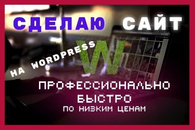 Сделаю качественный сайтСайт под ключ<br>Сделаю для вас сайт на популярной системе управления Wordpress . Примечания к каждому из пакетов: В эконом пакете , установка происходит на бесплатный хостинг, а передача файлов сайта происходит путём передачи логина и пароля от данного бесплатного хостинга. В стандартном и бизнес пакетах, хостинг подбираю специально под ресурсы сайта с большим запасом; шаблон уникализируется по вашим желаниям и основным критериям уникализации. Всю работу осуществляю качественно и быстро.<br>