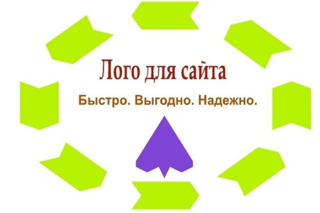 сделаю 4 логотипа 1 - kwork.ru