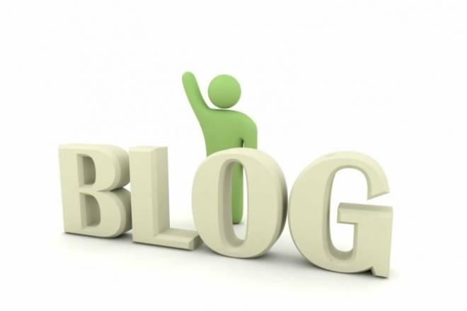 напишу статью в блог 1 - kwork.ru