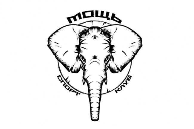 Нарисую сложный логотип 1 - kwork.ru
