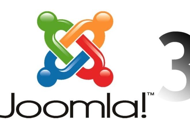 Установка и русификация премиум шаблона Joomla 3 1 - kwork.ru