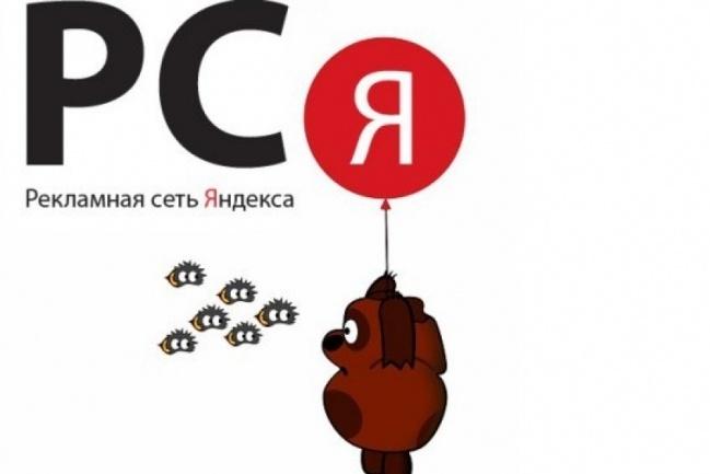 Настройка рекламы в РСЯ 1 - kwork.ru