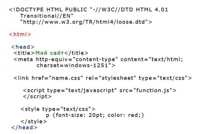 сделаю верстку любой сложности (html+css+js) 1 - kwork.ru