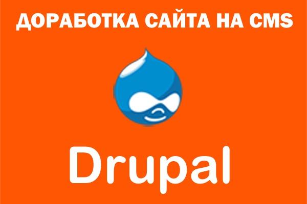 Помогу справиться с DrupalДоработка сайтов<br>Помогу с drupal-ом, умею и могу многое. Смена темы оформления Создание нового типа материала Создание представления (вывод материалов по определенным критериям) Установка и настройка модулей и т.п. Перед началом работы обязательно делаю полную резервную копию сайта, поэтому вы всегда сможете вернуться к начальному состоянию вашего проекта.<br>