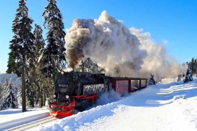 Подберу для Вас билеты на поезд 1 - kwork.ru
