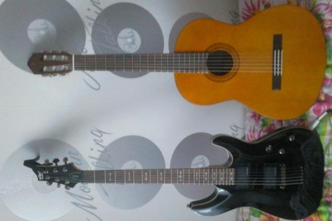 Пишу курс игры на гитаре для новичков 1 - kwork.ru