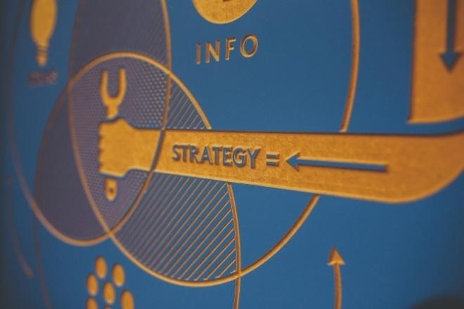 разработаю маркетинговую стратегию 1 - kwork.ru