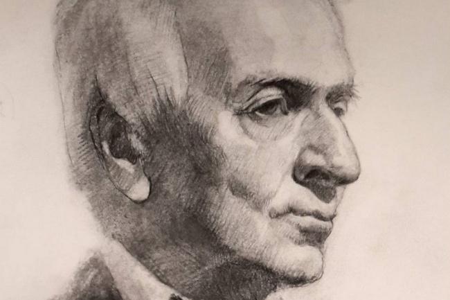 Нарисую портретИллюстрации и рисунки<br>Нарисую ваш портрет в любой графической технике. Предпочитаю рисовать углём и специальной тушью. Также делаю стилизованные портреты, портреты темперой и акрилом.<br>