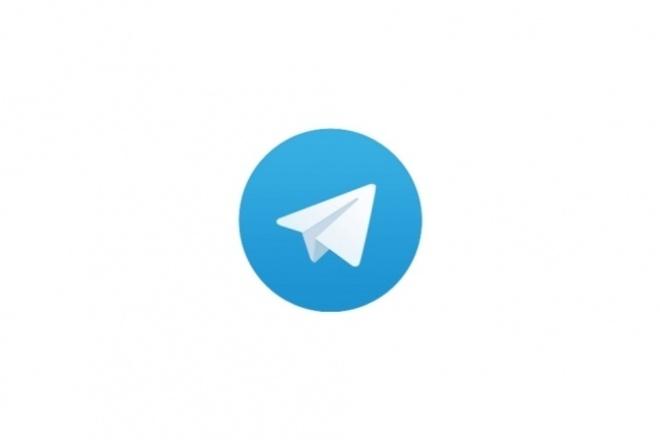 350 подписчиков на канал в TelegramПродвижение в социальных сетях<br>Создали канал в Telegram и хотите получить первую базу живых и реальных подписчиков? Так как подписчики реальные и настоящие, мы не можем гарантировать процент отписок - все зависит от вашего контента. Как правило, он небольшой (до 10%). Закажите кворк сейчас и получите 350 подписчиков на свой канал в течение 48 часов! Подписчики со всего мира.<br>