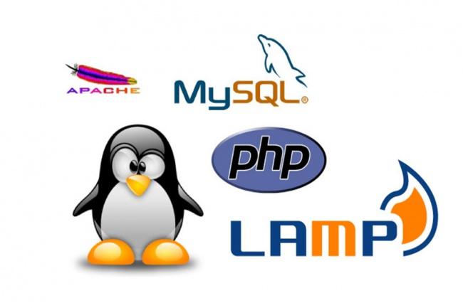 Настройка связки lamp Ubuntu Linux 1 - kwork.ru