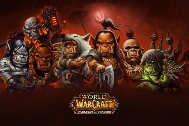 Прокачаю 20 уровней вашему персонажу в World of Warcraft 1 - kwork.ru