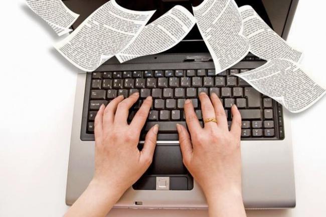напишу уникальные статьи по заданной теме 1 - kwork.ru