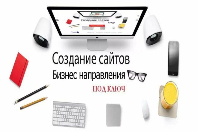 Установка и перенос сайта на хостинг 1 - kwork.ru