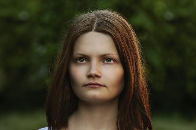 художественная обработка портрета 1 - kwork.ru