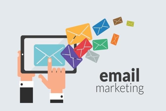 E-mail рассылка на адреса конкретной тематики 1 - kwork.ru