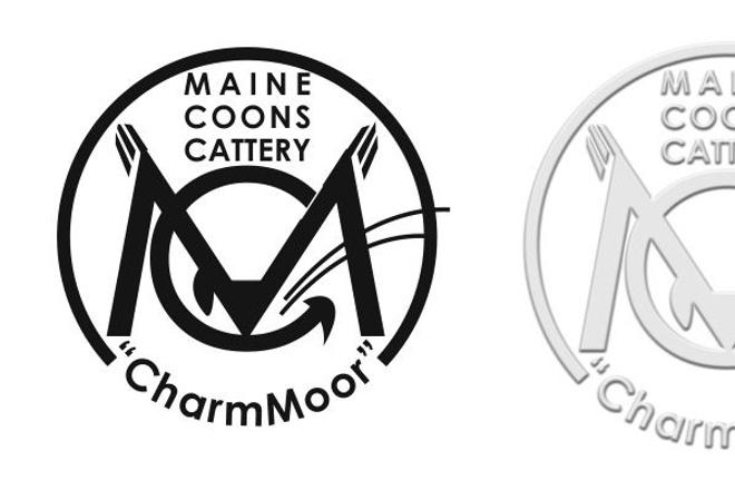 логотип, эмблема, монограмма, EXlibris 1 - kwork.ru