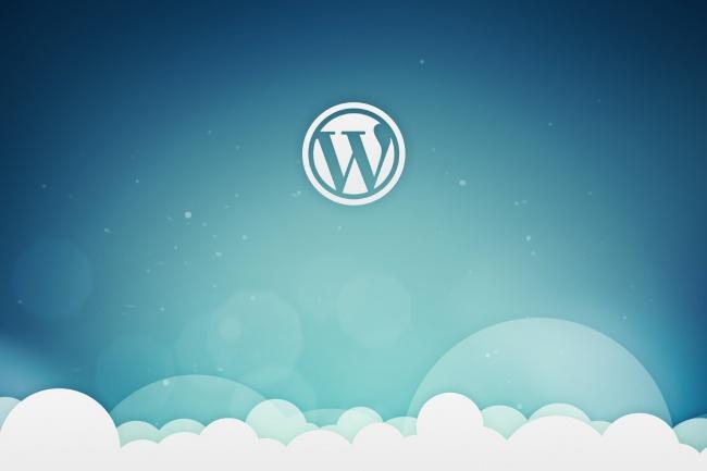 установлю и настрою Wordpress 1 - kwork.ru