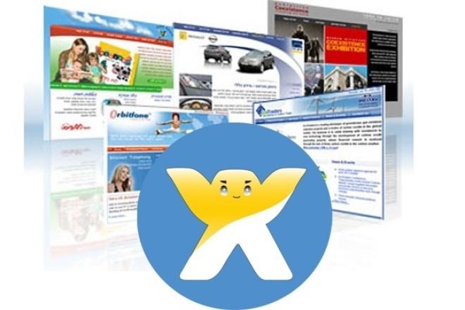 Сделаю сайт на wix 1 - kwork.ru