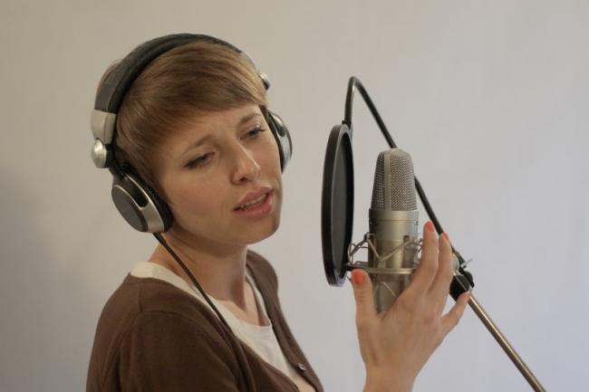 Озвучу текст, аудио книгу, аудио ролик на русском и украинском языках 1 - kwork.ru